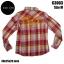 C3003 เสื้อลายสก๊อตแนวๆ มีTag ติดเสื้อ เสื้อลายสก๊อต Biker thumbnail 2