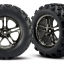 E-Maxx Brushless: 1/10 Scale Brushless Electric Monster Truck with TQi Radio System and Traxxas Link Wireless Module #39087-1 thumbnail 8