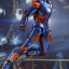 Hot Toys MMS371 IRON MAN 3 - DISCO (MARK XXVII) thumbnail 4