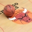 Maestro Studio 1/6 MS NBA - ฺBasketball with magnet inside thumbnail 4
