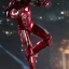 Hot Toys MMS213 IRON MAN 3 - SILVER CENTURION (MARK XXXIII) SE thumbnail 11