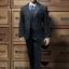 POPTOYS X22 1/6 Style Series - Men's striped Suit X3 colours thumbnail 23