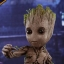 Hot Toys LMS004 GUARDIANS OF THE GALAXY VOL. 2 - GROOT (LIFE-SIZE) thumbnail 21