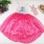 Pre-order ชุดเอลซ่า/ Size 120 / Pink thumbnail 3