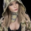 VERYCOOL VCF-2031 MC Camouflage Women Soldier - Villa thumbnail 10