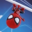Hot Toys COSB369 SPIDER-MAN: HOMECOMING - SPIDER-MAN (SET 3) thumbnail 3