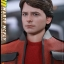 Hot Toys MMS379 BACK TO THE FUTURE PART II - MARTY MCFLY (SE) thumbnail 10