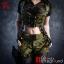 Vstoys 18XG13 Clothing Set Battlefield Girl thumbnail 18