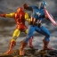 Captain America Statue by Sideshow Collectibles thumbnail 18
