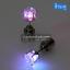 ต่างหูเรืองแสง ต่างหู LED มีไฟกระพริบ แบบเพชรเม็ดกลม thumbnail 4