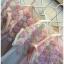 *หมดค่ะ* C146 เสื้อชีฟองเนื้อทรายปักดอกไม้ thumbnail 3
