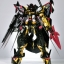 BANDAI METAL BUILD - GUNDAM ASTRAY GOLD FRAME AMATSU MINA thumbnail 7