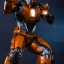 Hot toys MMS258 Iron Man 3 - Peacemaker (Mk. XXXVI) thumbnail 2