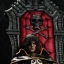 HOT TOYS MMS223 Captain Harlock wit throne of acadia thumbnail 5
