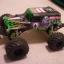 Grave Digger: 1/10 Scale Monster Jam Replica Monster Truck #3602A thumbnail 1