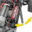 E-Maxx Brushless: 1/10 Scale Brushless Electric Monster Truck with TQi Radio System and Traxxas Link Wireless Module #39087-1 thumbnail 3