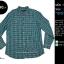 C1473 เสื้อลายสก๊อต ผู้ชาย สีเขียว Eddie Buaer ไซส์ใหญ่ thumbnail 2