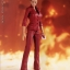 Hot Heart FD002 scale collectible figure Terminator T-X thumbnail 5