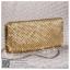 bs0017 กระเป๋าคลัช สีทอง กระเป๋าออกงานพร้อมส่ง ราคาถูกกว่าเช่า แบบสวยๆ ดูดีเหมือนดาราใช้ thumbnail 1