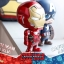 Hot Toys COSB323 CAPTAIN AMERICA(L), COSB324 IRON MAN MARK XLVI (L) thumbnail 8
