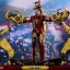 Hot Toys MMS462D22 IRON MAN 2 - MARK IV WITH SUIT-UP GANTRY thumbnail 9