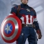 HOTTOYS MMS 281 Avengers: Age of Ultron - Captain America thumbnail 2