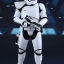 Hot Toys MMS316 STAR WARS: THE FORCE AWAKENS - FIRST ORDER STORMTROOPER SQUAD LEADER thumbnail 3