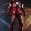 Hot Toys MMS213 IRON MAN 3 - SILVER CENTURION (MARK XXXIII) SE thumbnail 5
