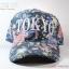 หมวกแก๊ปแฟชั่น ลาย Tokyo สีดำ thumbnail 1