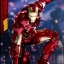 Hot Toys MMS462D22 IRON MAN 2 - MARK IV WITH SUIT-UP GANTRY thumbnail 19