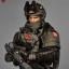 "MSE 1/6 Z.E.R.T. Advanced Machine Gunner Juggernaut: ""SULLY"" USA VERSION thumbnail 17"