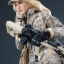 VERYCOOL VCF-2030 DIGITAL CAMOUFLAGE WOMEN SOLDIER - MAX thumbnail 5
