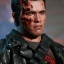 HOT TOYS DX13 T2 - T-800 (Battle Damaged Version) thumbnail 5