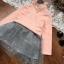 Pre-order เสื้อลูกไม้แขนยาว / แพ็คละ 5 ชุด / สีชมพู thumbnail 3