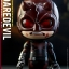 Hot Toys COSB351 Marvel's Daredevil Collectible Set of 3 thumbnail 3