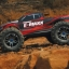 E-Maxx Brushless 4WD electric monster truck RTR with 2.4GHz 2-channel radio system and Mamba Monster Brushless System #3908 thumbnail 2