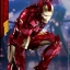 Hot Toys MMS462D22 IRON MAN 2 - MARK IV WITH SUIT-UP GANTRY thumbnail 20