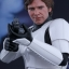 Hot Toys MMS418 STAR WARS: EPISODE IV A NEW HOPE - HAN SOLO (STORMTROOPER DISGUISE VERSION) thumbnail 16