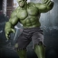 Hot Toys MMS186 THE AVENGERS - HULK thumbnail 5