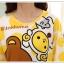 ชุดนอนแขนยาวน่ารัก ลายริลัคคุมะ สีเหลือง thumbnail 8