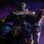 Thanos on Throne - Maquette by Sideshow Collectibles thumbnail 2