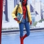 Hot Toys MMS425 MMS426 SPIDER-MAN: HOMECOMING - SPIDER-MAN (DELUXE VERSION) thumbnail 6