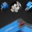 SCP04 ชุดไขควงไฟฟ้าคุณภาพสูง Leming 4.2v USB Charge Li-ion Battery thumbnail 10