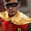 Hot Toys MMS219 BATMAN (1966) - ROBIN thumbnail 2