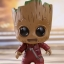 Hot Toys COSB375 GUARDIANS OF THE GALAXY VOL.2 GROOT thumbnail 1
