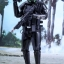 Hot Toys MMS385 ROGUE ONE: A STAR WARS STORY - DEATH TROOPER (SPECIALIST) thumbnail 5