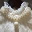 Pre-order เสื้อลูกไม้แขนยาว / แพ็คละ 5 ชุด / สีขาว thumbnail 2
