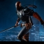 Deathstroke - Premium Format™ Figure by Sideshow Collectibles thumbnail 6