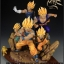 MRC 1/6 RESIN STATUE COLLECTIBLE - SSJ GOKU, VEGETA, GOHAN, TRUNK & GOTEN thumbnail 3