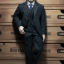 POPTOYS X22 1/6 Style Series - Men's striped Suit X3 colours thumbnail 24